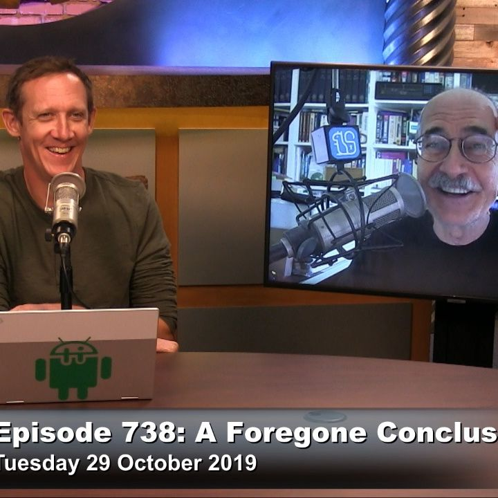 Security Now 738: A Foregone Conclusion