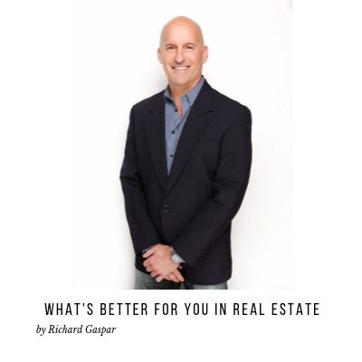 What's Better for you in real estate - 20190220