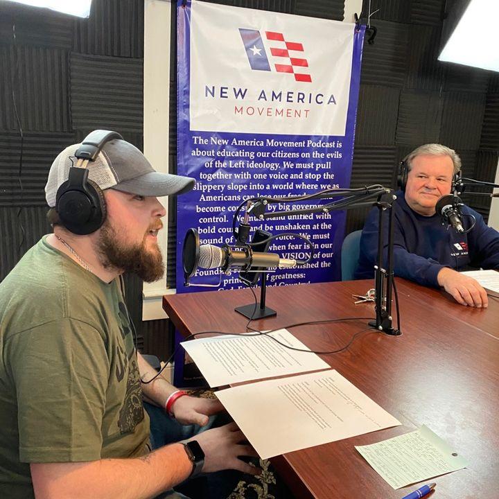 Episode 20 - New America Movement