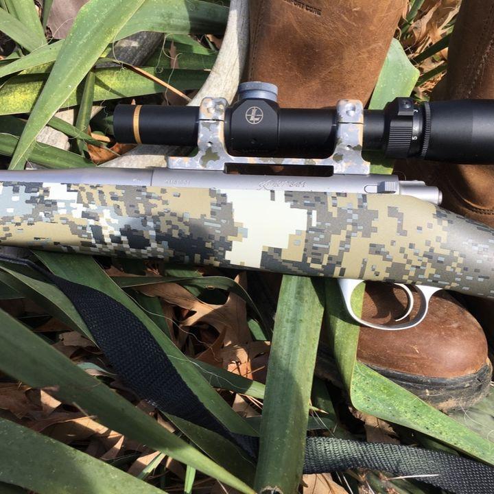 A Guides Rifle. Kimber 6.5 Creedmoor