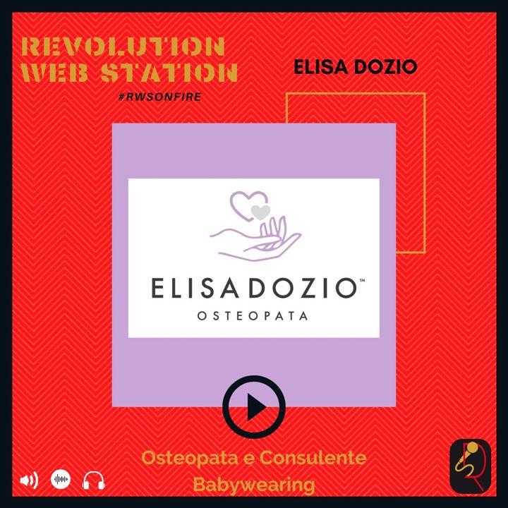 INTERVISTA ELISA DOZIO - OSTEOPATA E CONSULENTE BABYWEARING