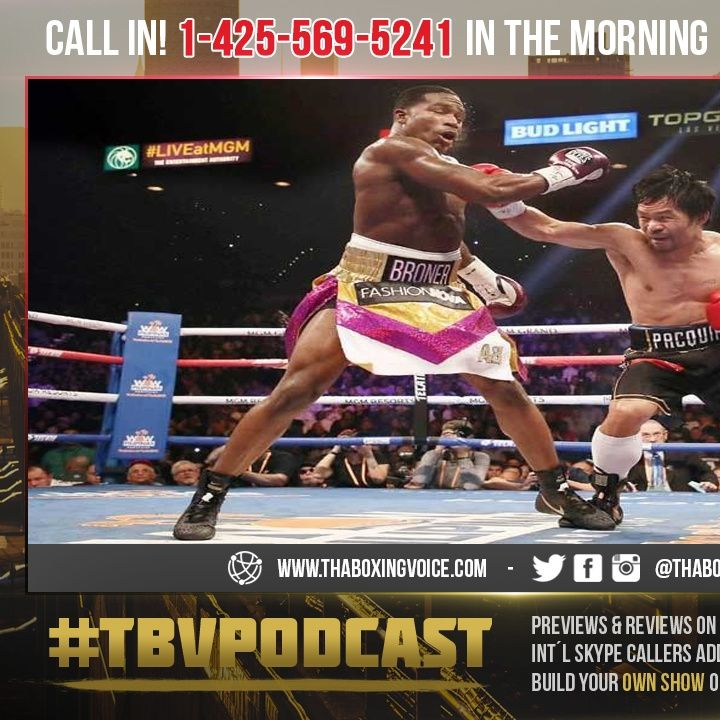 ☎️Manny Pacquiao vs Adrien Broner Does More PPV BUYS Than Wilder vs Fury😱