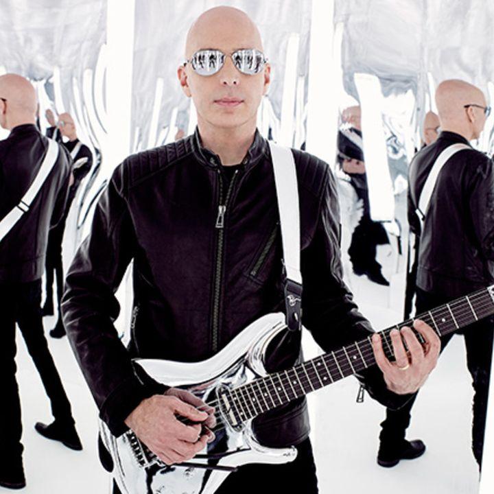 Joe Satriani Interview