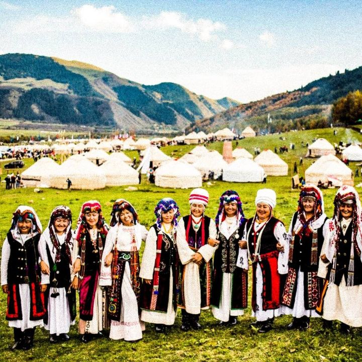 History of Kyrgyszstan