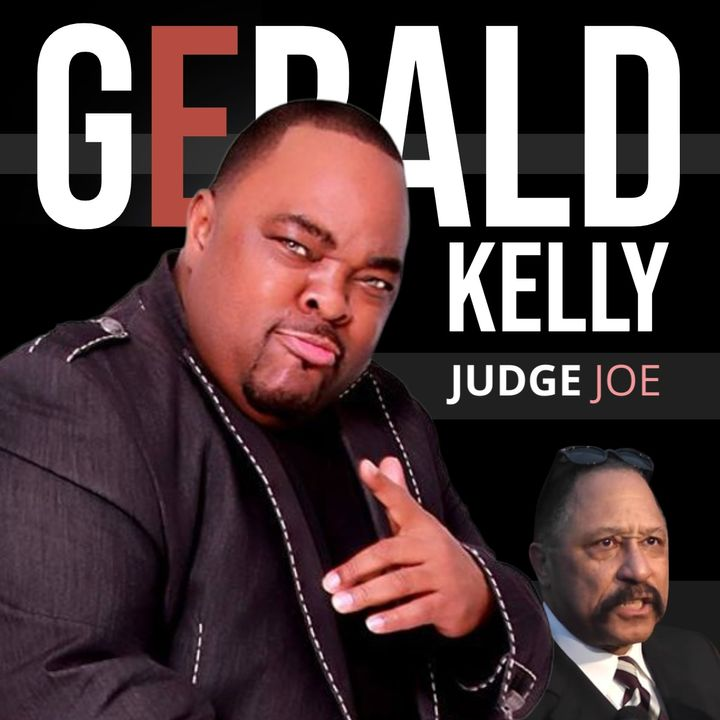 COMEDIAN, GERALD KELLY, TALKS BLK ON BLK CRIME, HOMELESSNESS and QUEENSHIP (THE JUDGE JOE BROWN SHOW)
