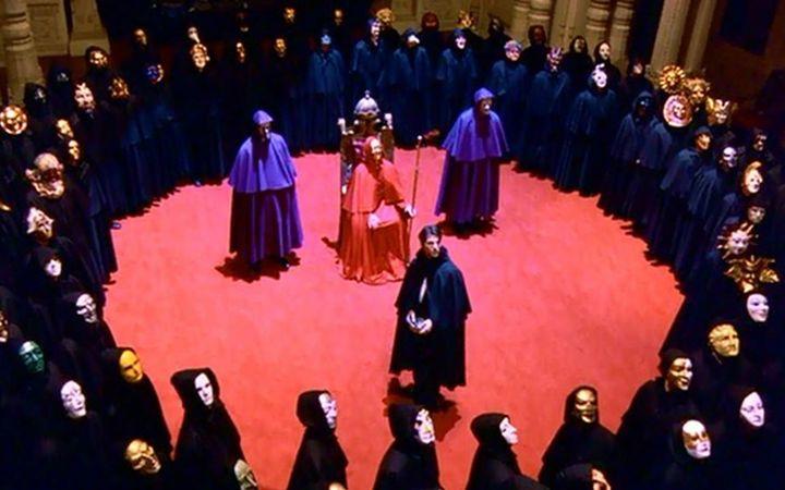 #2 Religiones y Sociedades Secretas