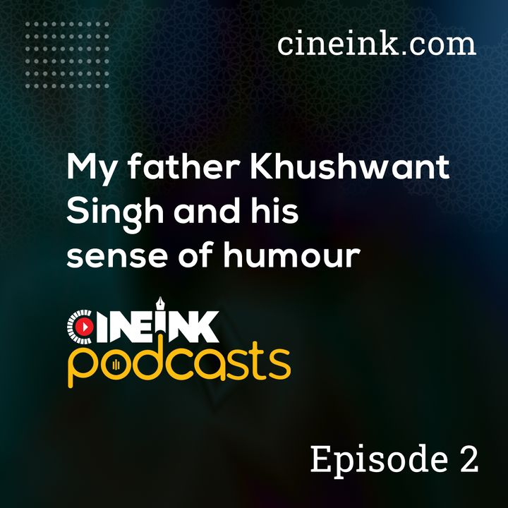 My father Khushwant Singh and his sense of humour