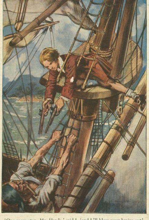 Season 4:  Episode 140 - CLASSIC NOVELS:  Treasure Island (1883) / Treasure Island (1950)