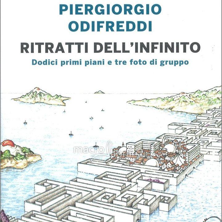 """Piergiorgio Odifreddi """"Ritratti dell'infinito"""""""