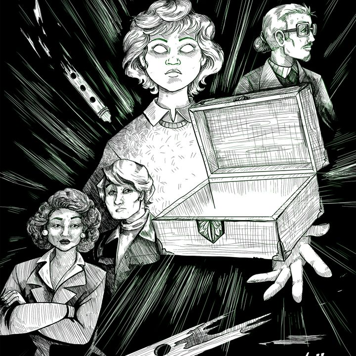 "S4E13: ""Von Hameln, Part 3: The Girl, The Box, and the Komainu"", by Daniel Foytik"