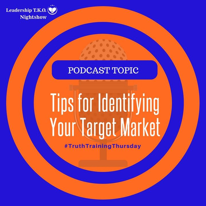Tips for Identifying Your Target Market | Lakeisha McKnight