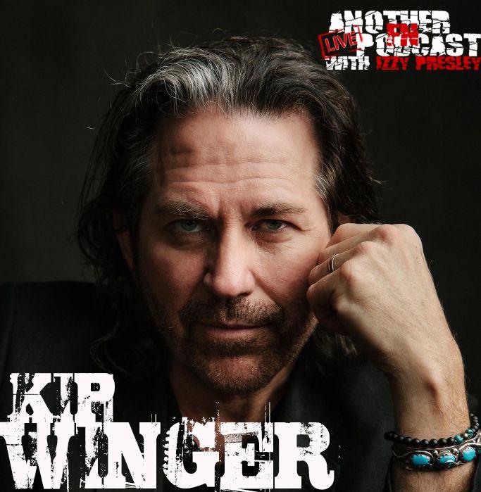 AFP - Kip Winger - Winger/Get Jack: A Killer Musical