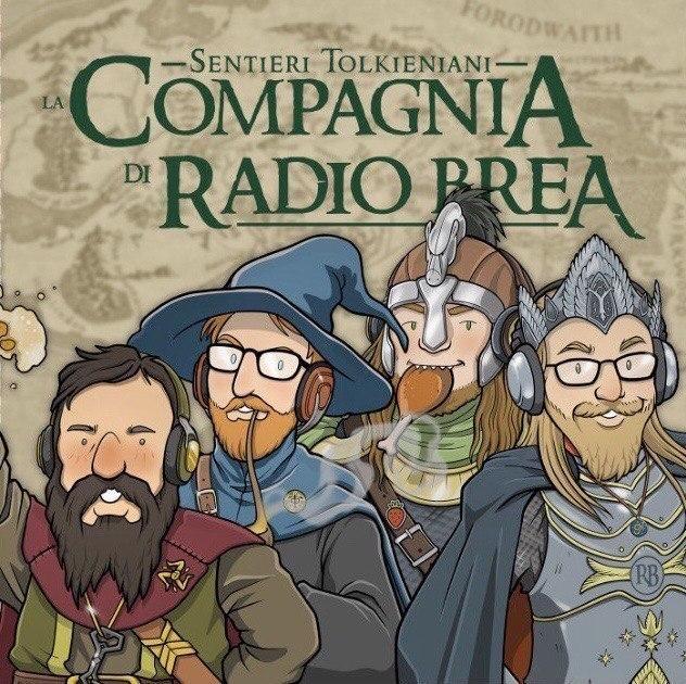 La Compagnia di Radio Brea