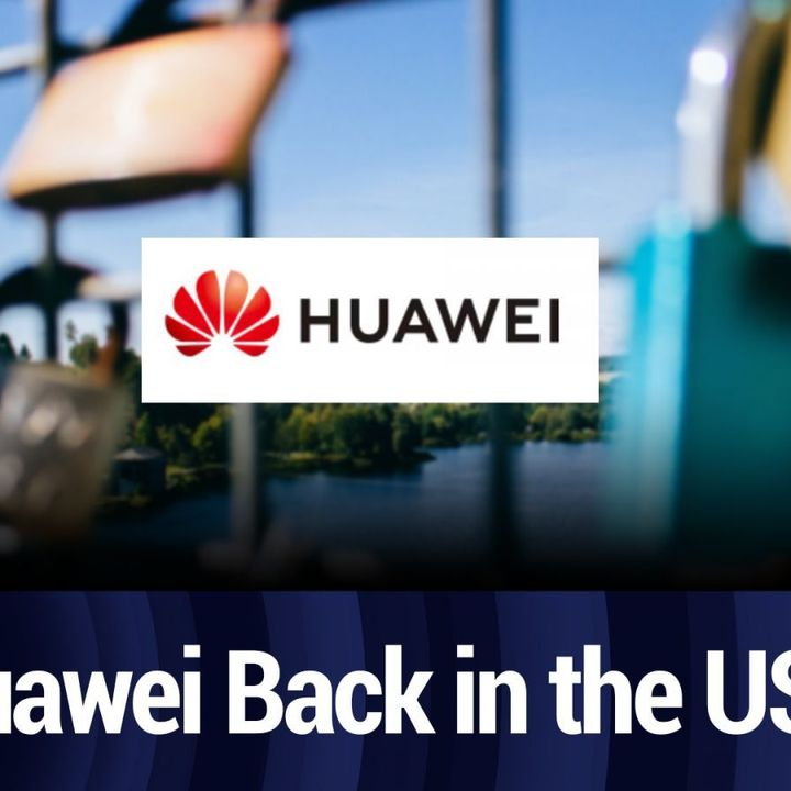 Huawei Contacts Biden Administration   TWiT Bits