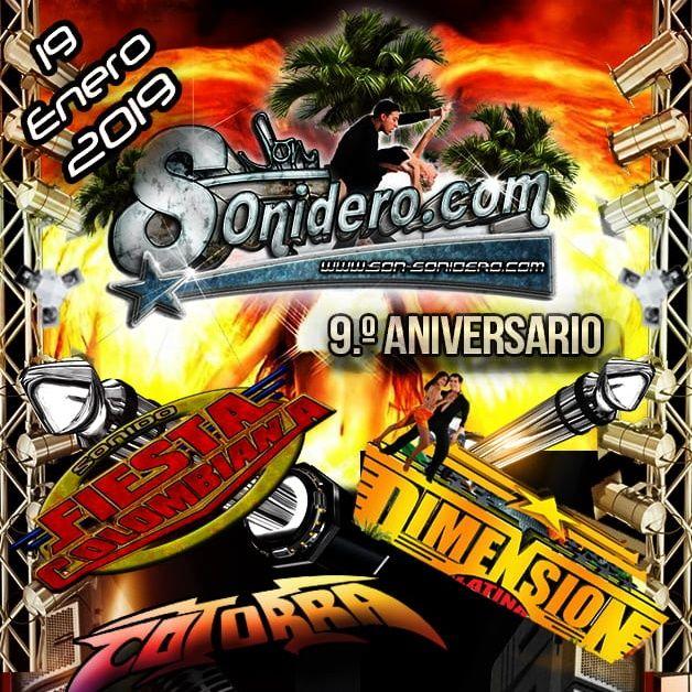 2da. Grabacion 9.ºAniversario De Son Sonidero Radio
