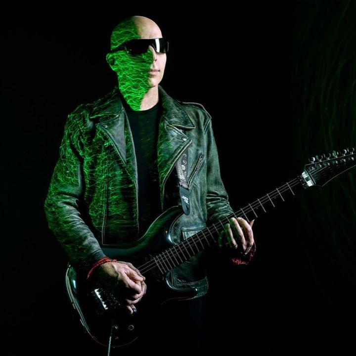 New Music From Joe Satriani