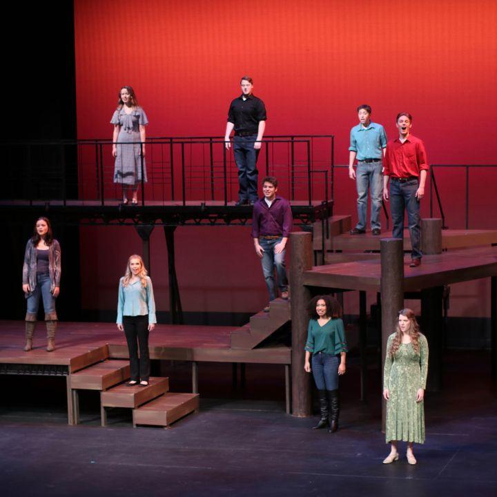 E.151: Mary Leonard   Department of Theatre Arts