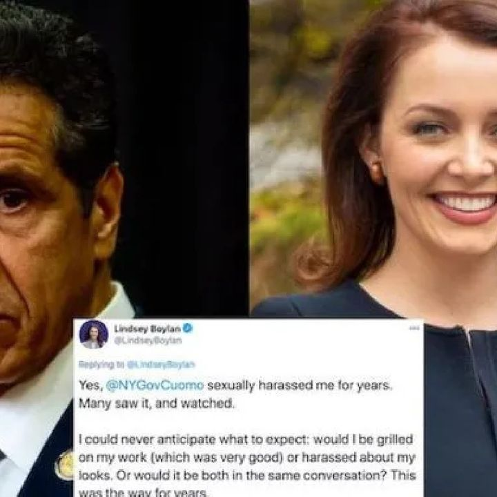 Episode 1142 - Governor Cuomo Accused of Sexual Harassment & George Soros Incandescent with Rage