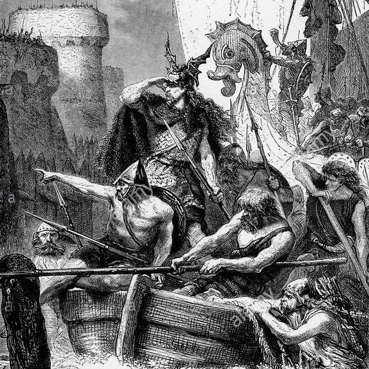 100. Vikingos, los dueños del norte.