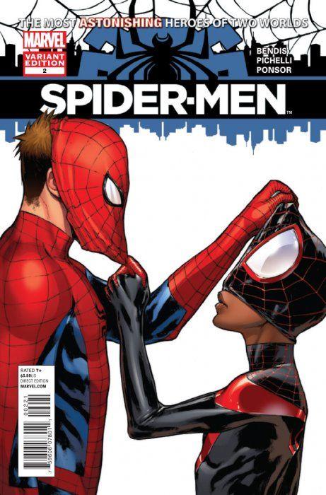 Pseudo Short 14- Spider-Men II Issue #1 Review
