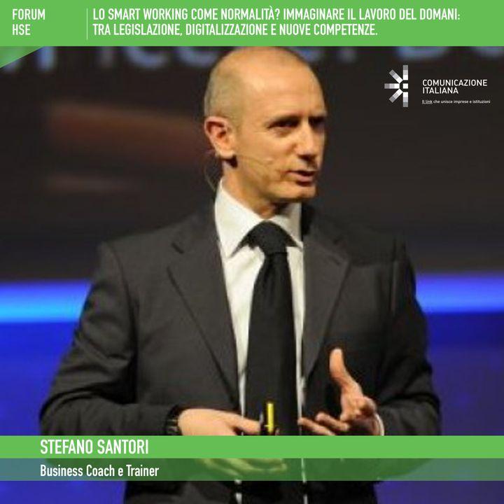 Forum HSE 2021 | Digital Talk | Lo Smart Working come normalità? Immaginare il lavoro del domani