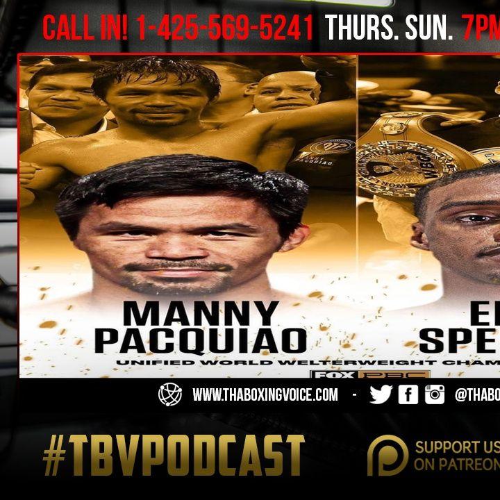 ☎️Manny Pacquiao vs Errol Spence Jr., In Jeopardy❓Donaire vs Casimero Off😱