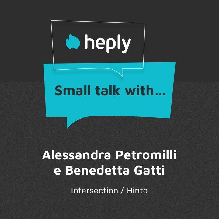 Alessandra Petromilli e Benedetta Gatti - Intersection & Hinto