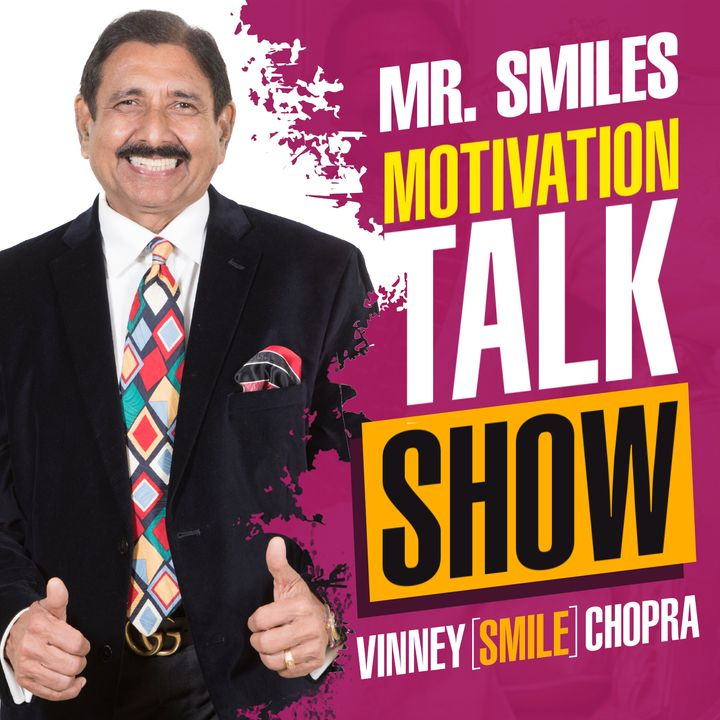 Mr. Smiles Motivation Talk Show