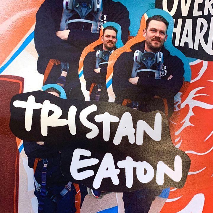 Tristan Eaton on Inventing Your Own Universe and Secret Identities
