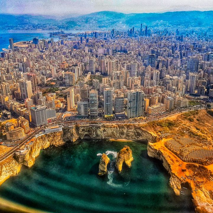 Beirut, il centro del mondo