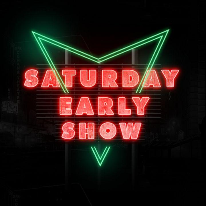 Saturday Early Show del 20-10-18