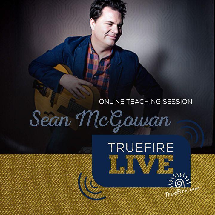 Sean McGowan - Jazz Guitar Lessons, Q&A, and Performances