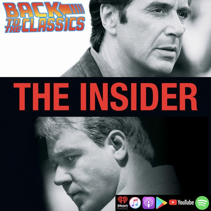 Back to The Insider