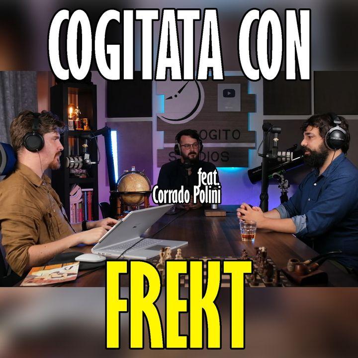 Conosci te stesso, ma fai attenzione: Fumetto, Cattivi e Psicologia - con FREKT e Corrado Polini