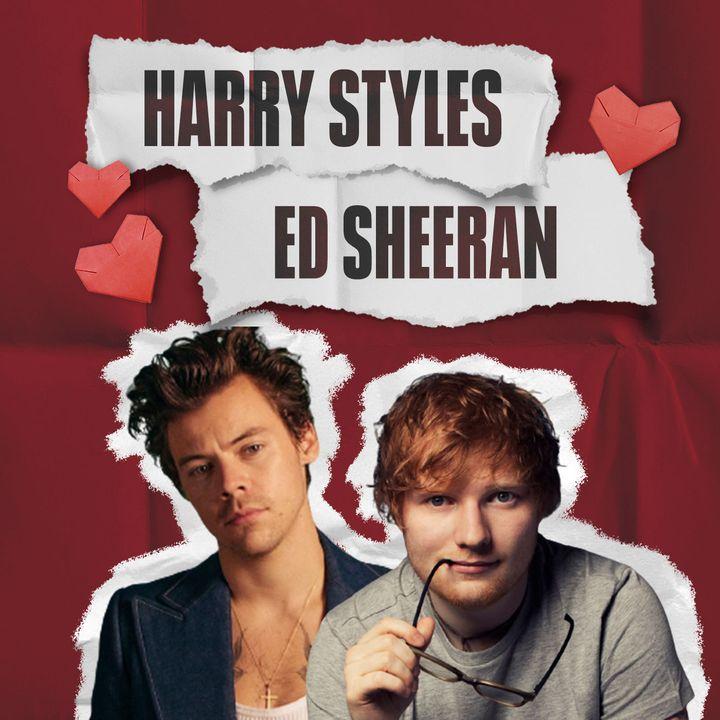 Ed Sheeran & Harry Styles, la definición de bromance