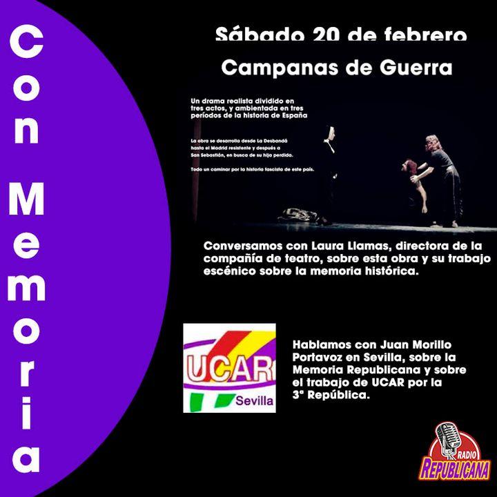 CON MEMORIA - Programa #21 - Teatro, Memoria y República