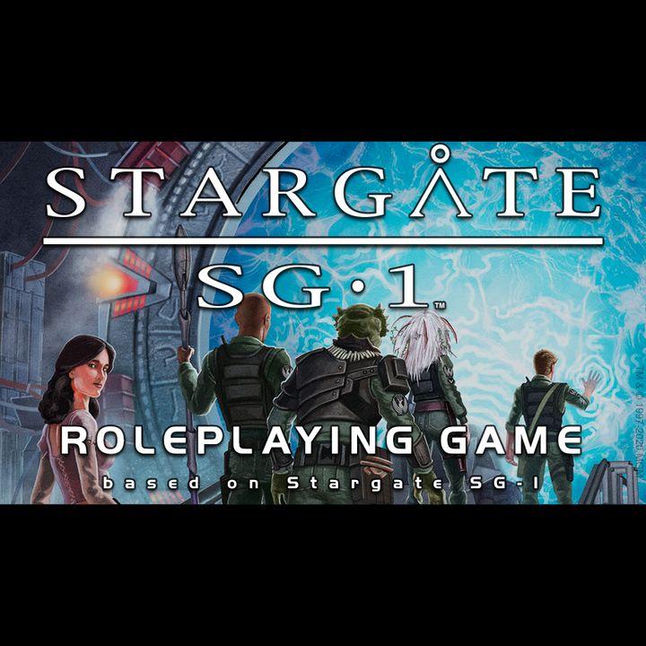 Fan Service Interview - Wyvern Gaming's Brad Ellis - Stargate SG-1 RPG Kickstarter (October 2020)
