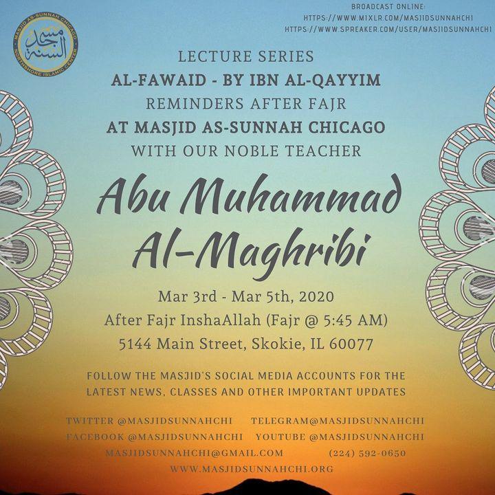Al-Fawaid by Ibn Al-Qiyyam - Abu Muhammad Al-Maghribi