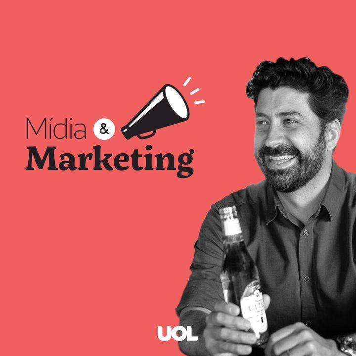#54. Marcel Marcondes, CMO da AB InBev: O centro de gravidade do marketing mudou