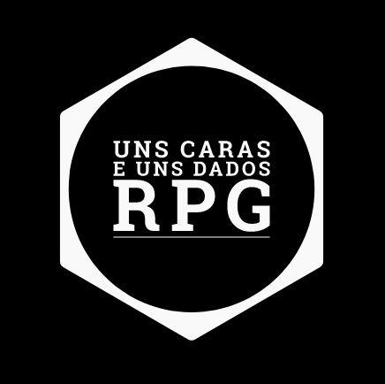 Uns Caras e uns Dados RPG