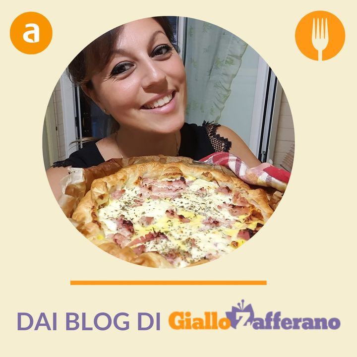 Torta salata gustosa di Vanessa Gizzi