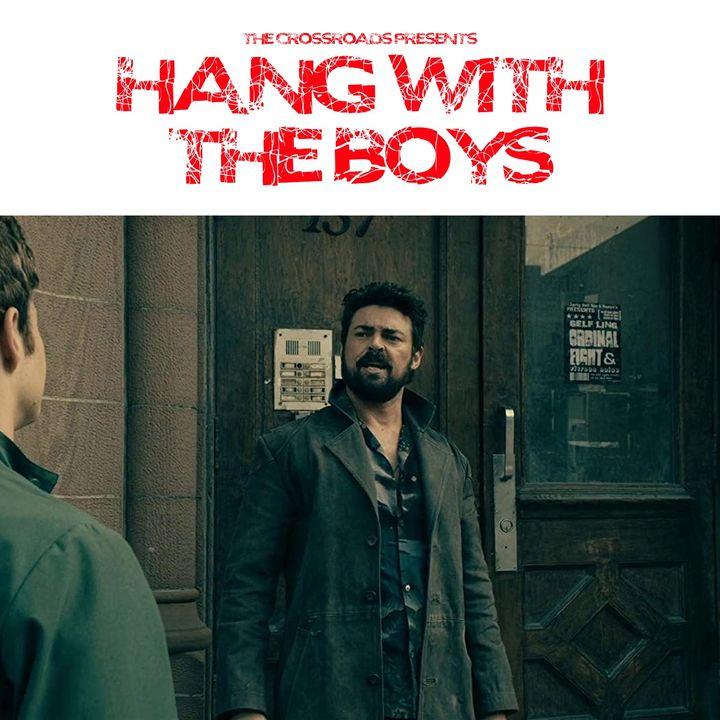 The Boys –  1.06 'The Innocents' Breakdown