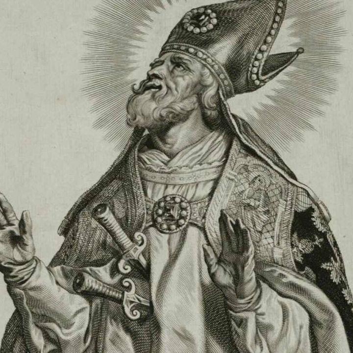 Domingo XVI (T.O.) San Federico, obispo y mártir
