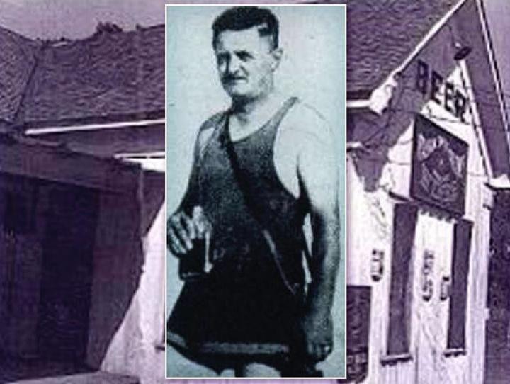 LR - Joseph D. Ball (Alligator Man)