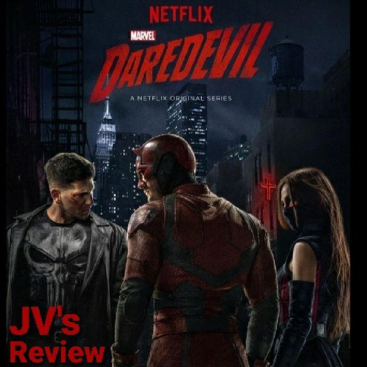 Episode 95 - Daredevil Season 2 Review (Spoilers)