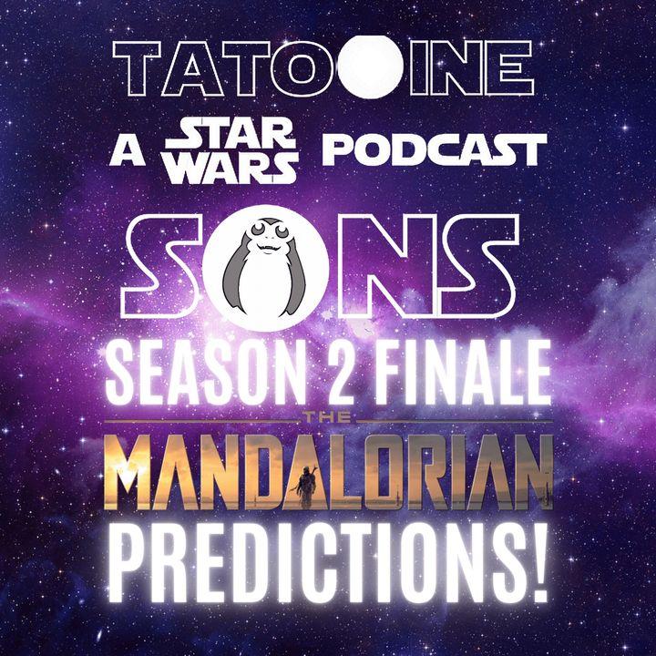 The Mandalorian Season 2 Finale Predictions!