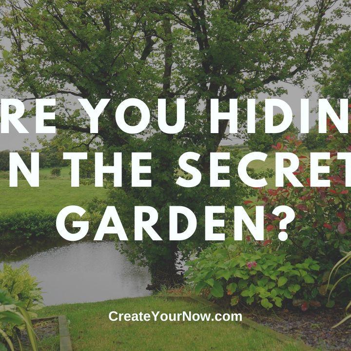 2341 Are You Hiding in the Secret Garden?