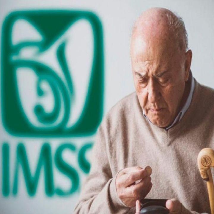 IMSS adelanta pago a más de 3.9 millones de pensionados