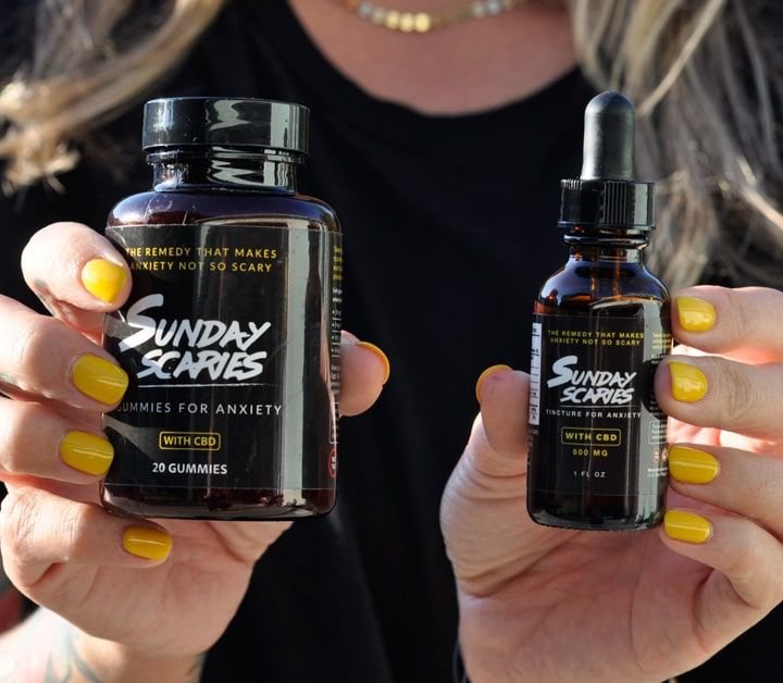 How To Order Sunday Scaries CBD Gummies?