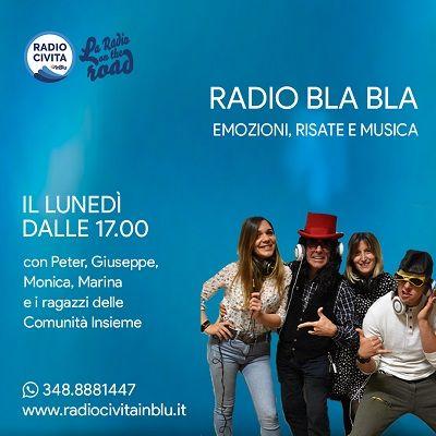 Radio bla bla 5 luglio 2021